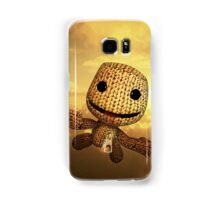 Little Big Planet Sackboy flying Samsung Galaxy Case/Skin
