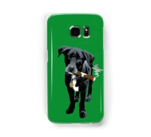 Smokin' Staffie Cross Samsung Galaxy Case/Skin