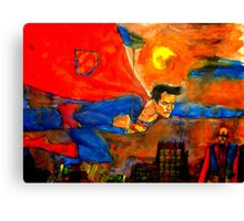 I hate that guy! Canvas Print