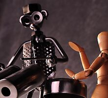 Tiny Drummers by alanbrito