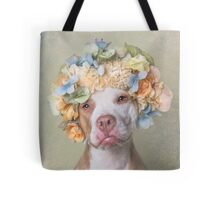 Flower Power, Lola Tote Bag