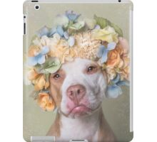 Flower Power, Lola iPad Case/Skin