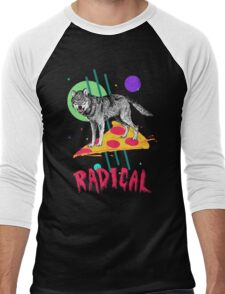 So Radical Men's Baseball ¾ T-Shirt