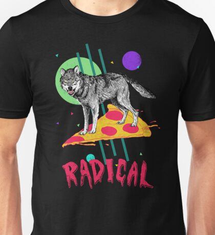 So Radical Unisex T-Shirt