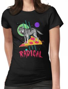 So Radical Womens Fitted T-Shirt
