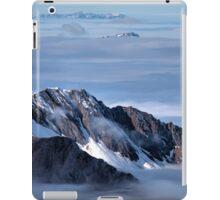 Winter on Kitzsteinhorn 85 iPad Case/Skin