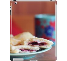 Berry Pastry Tea Break iPad Case/Skin
