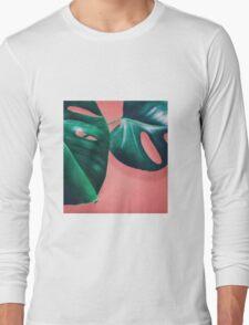 MONSTERA #2 Long Sleeve T-Shirt
