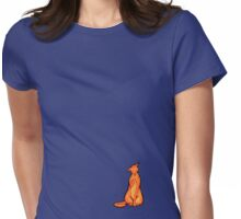 Cleaning Copper Womens Fitted T-Shirt