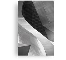 Dark Stair Canvas Print
