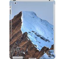 Winter on Kitzsteinhorn 89 iPad Case/Skin