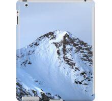 Winter on Kitzsteinhorn 90 iPad Case/Skin