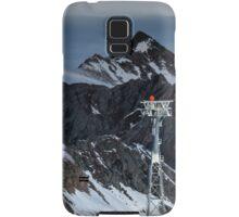 Winter on Kitzsteinhorn 91 Samsung Galaxy Case/Skin