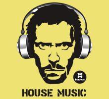 House Music Kids Tee