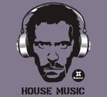 House Music Kids Tee