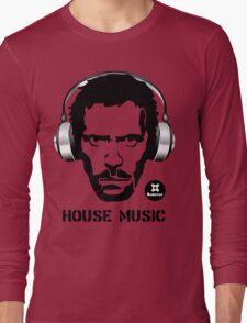 House Music Long Sleeve T-Shirt
