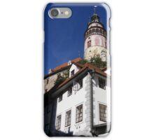 Cesky Krumlov Tower iPhone Case/Skin