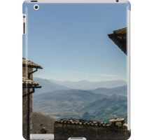 Italian Landscape - Abruzzo iPad Case/Skin