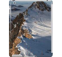 Winter on Kitzsteinhorn 93 iPad Case/Skin