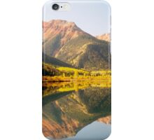 Crystal Lake and Red Mountain, Colorado iPhone Case/Skin