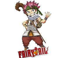 Fairy tail Natsu by SphinxyElpadre