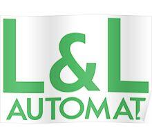 L&L Automat Poster