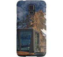 Winter on Kitzsteinhorn 95 Samsung Galaxy Case/Skin