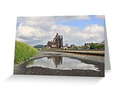 A Distant Memory Greeting Card