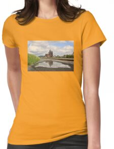 A Distant Memory Womens Fitted T-Shirt
