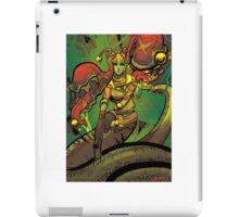 Naga iPad Case/Skin
