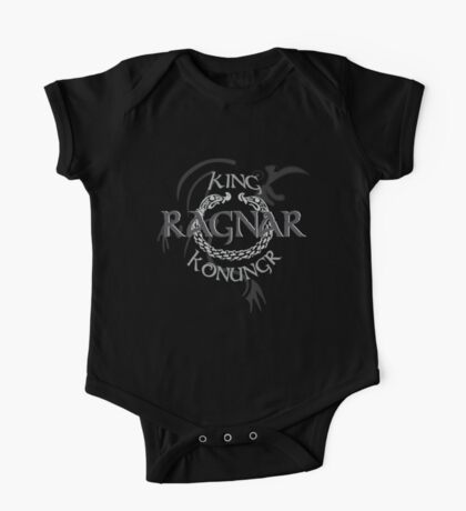 King Ragnar Lothbrok One Piece - Short Sleeve