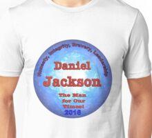Daniel Jackson: A Man For the Times Unisex T-Shirt