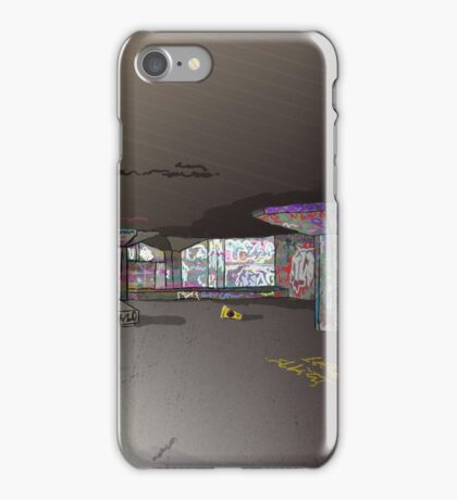 South Bank Skate Area iPhone Case/Skin