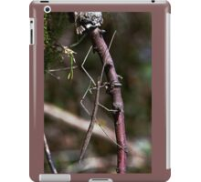 Stick insect Phasme story 15 VERSION 2   (C)(h) by Olao-Olavia / Okaio Créations fz 1000 iPad Case/Skin