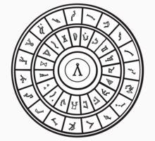 Stargate: Dialing Ring by Quatrosales