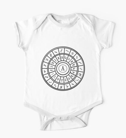 Stargate: Dialing Ring One Piece - Short Sleeve