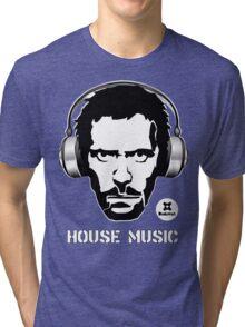 House Music Tri-blend T-Shirt