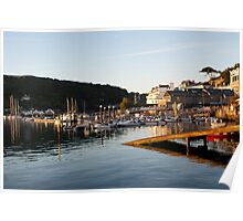 salcombe harbour Poster