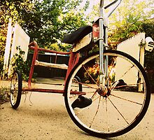Old Tricycle by MelSullivan