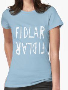 FIDLAR logo black Womens T-Shirt