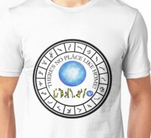 Stargate: Wormhole Dialing Ring Unisex T-Shirt