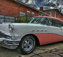 The Buick Special by Michael  Gunterman