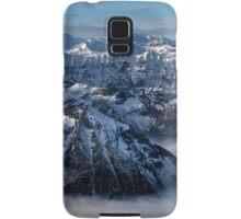 Winter on Kitzsteinhorn 98 Samsung Galaxy Case/Skin