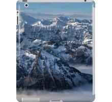 Winter on Kitzsteinhorn 98 iPad Case/Skin