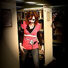 Zombrarian with attitude by SALIN