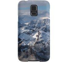 Winter on Kitzsteinhorn 99 Samsung Galaxy Case/Skin