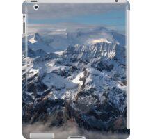 Winter on Kitzsteinhorn 99 iPad Case/Skin