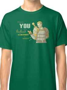 Alistair- Have you ever licked a lamppost in winter? Classic T-Shirt
