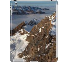 Winter on Kitzsteinhorn 100 iPad Case/Skin