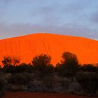 Uluru Sunrise by nigelphoto